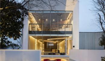 Y字型折线空间的质朴表达 — 杭州西溪艺术集合村 Y20 SPACE