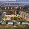 改造 / 中国特有的一个立体工业园林 — 北京西十冬奥广场