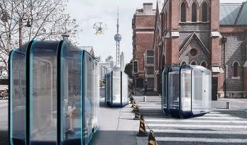 在城市中动态地生活,重新思考城市生活空间 — 城市生活舱