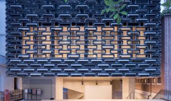 赫尔佐格 & 德梅隆在监狱旁边建了一座当代艺术馆 — 香港奥卑利馆