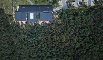 掩隐于槐树林海,融入进东方意境 — 秦皇岛槐树林餐饮会所