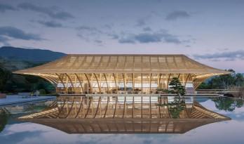 远离尘嚣默如禅 —— 福州 , 泰禾青云小镇 / 上海天华建筑设计