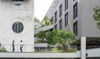 改造 / 城市青年人的生活家园 —广州天河创想公社