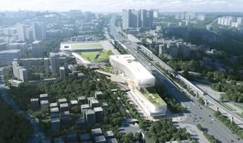 立方设计赢得大浪文体中心国际竞赛 —  深圳大浪之眼