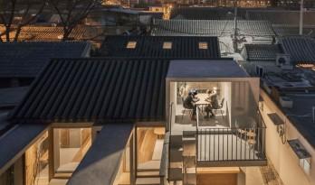 微缩北京:大院胡同28号改造 / 李兴钢建筑工作室