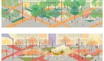 """太原街""""改造""""   谢菲尔德学生英国景观设计师协会获奖作品分享采访"""