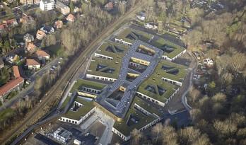 建筑师的人文主义关怀:丹麦瓦埃勒精神病医院