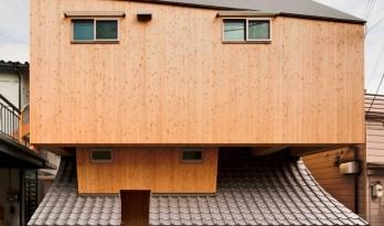 """日式""""蜂巢""""城堡,多种不规则空间激发儿童创造力"""