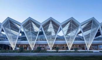 那些像折纸一样折出来的建筑