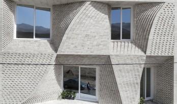 """""""硬石材""""与""""软空间""""的完美结合 —— 伊朗德黑兰3号公寓"""