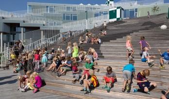 将大海作为孩子的第二课堂 —— 哥本哈根,南海湾小学