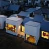 """按照""""1+2+1+2+1""""来排布建筑体量 —— 日本,跳房子住宅"""