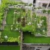 """在城中村的上空构筑成一个新地表""""Urban Mountain"""" —— 深圳""""城上绿云"""""""