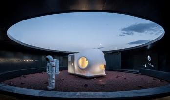 探索未来—火星生活舱 / OPEN建筑事务所