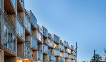 "BIG新作:哥本哈根""棋盘式""经济适用公寓"