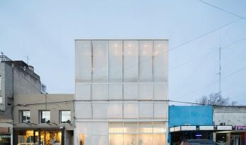 会呼吸的双层表皮建筑—阿根廷布拉加多楼
