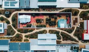 弗兰克·盖里新作!Facebook拥有1.5万平米的屋顶办公花园