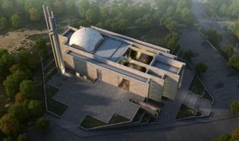 片墙与穹顶的碰撞:土耳其清真寺