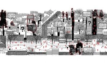 西安窄巷改造,设计缝隙里的生活