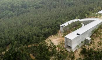 西扎新作,隐藏在密林里的混凝土艺术馆