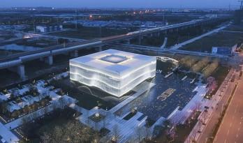 MOC芯城汇展示中心—上海日清建筑设计