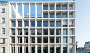让建筑可以共享,维也纳总部