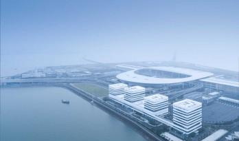 港珠澳大桥珠海口岸办公区工程 / 华建集团华东建筑设计研究总院