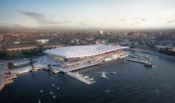 """悉尼新建""""鱼市场""""——有望成为城市标志性建筑!"""