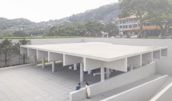台湾金宝山安乐园陵墓建筑 / 阿尔瓦罗·西扎 + Carlos Castanheira