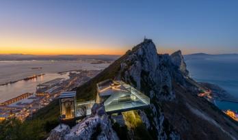 横跨欧亚大陆的全景视野,漫游于海天之间的天空步道/Arc Designs