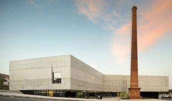 寻回建筑本真的葡萄牙艺术中心/AND-RE建筑师事务所