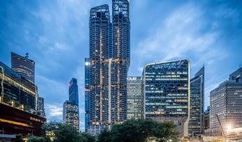 "UNStudio新作,新加坡""蜂窝""摩天楼"