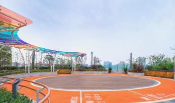 重庆·颐年公寓屋顶康复花园 | GVL怡境国际设计集团+张玲