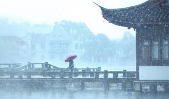 雪霁初晴,全世界最好的苏杭
