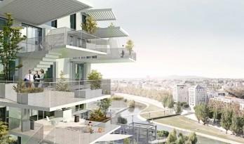 """藤本壮介设计的公寓楼建成了,每户都有""""空中花园"""""""