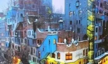 与高迪齐名的艺术怪才,将房子变成你记忆里的童话!