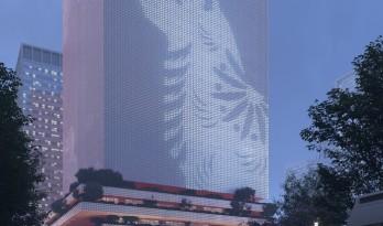 """Mecanoos 设计的""""前海数据中心大楼""""将成为深圳的数据灯塔"""