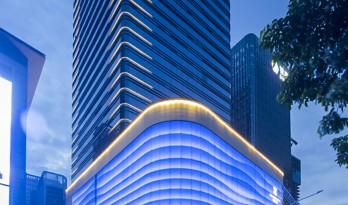 深圳特力吉盟水贝金座大厦立面设计 | 深圳立方建筑设计