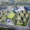 "OPEN 公布上海青浦平和双语学校施工图,为不同年龄孩子设计""聚落校园"""