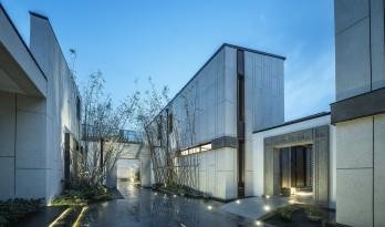 江南府别墅, 无锡 | 上海日清建筑设计