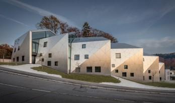 动感科幻,被几何解构而成的集合公寓 / METAFORM建筑师事务所