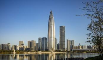中国华润大厦 / KPF