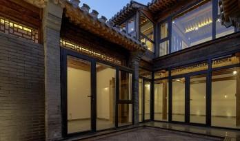 北京前门长巷三条合院改造 / 索柏设计