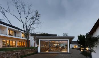 苏家原舍改造设计 / 周凌工作室/南京大学建筑与城市规划学院