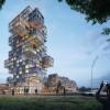 MVRDV 新作'KoolKiel':以一种渐进和灵活的方式重建都市社区