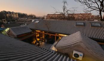 北京胡同四合院修缮建立长效机制的探索 / 清筑建筑