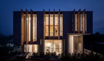 平行世界之家 / IDIN Architects