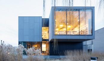 比利时De Kimpel图书馆 / Adem Architecten