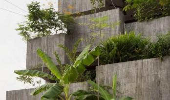 马来西亚植物盒住宅 / Formzero