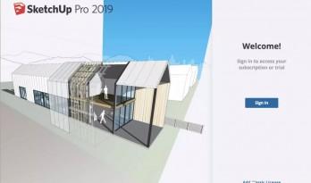 SketchUp 2019:让天下没有学不会的模型!